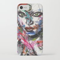 third eye iPhone & iPod Cases featuring third eye by yossikotler
