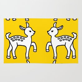 Happy Bambi Rug