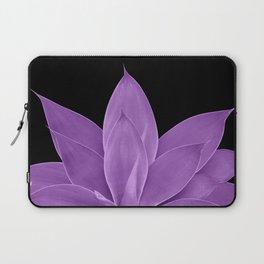 Purple Agave #1 #tropical #decor #art #society6 Laptop Sleeve