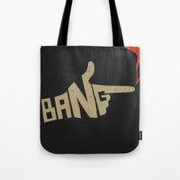 cowboy bebop Tote Bags featuring See You Space Cowboy... by 5eth