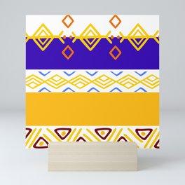 Tribal Selection Mini Art Print