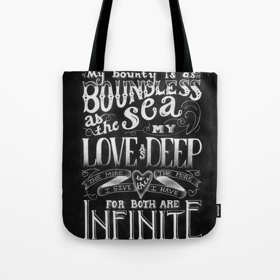 For You, My Love Tote Bag