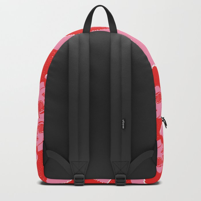 Kara Pattern Backpack