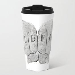 HOLD FAST Travel Mug