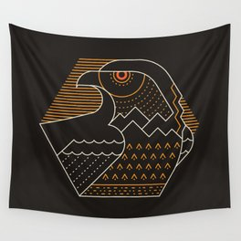 Earth Guardian Wall Tapestry