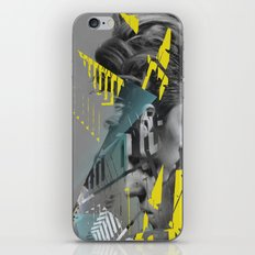 on accident iPhone & iPod Skin