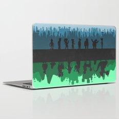 Futurama - Bender's Game Laptop & iPad Skin