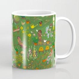 Naked Gardening Day Coffee Mug