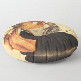 Mikey TMNT Floor Pillow