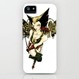 [Ame-Comi] Hawkgirl iPhone Case