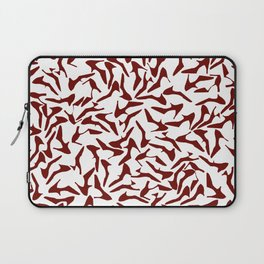 Red Shoes Laptop Sleeve