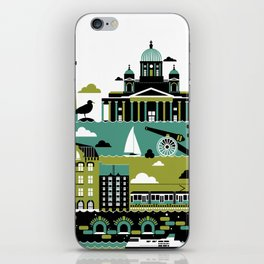 Helsinki iPhone Skin
