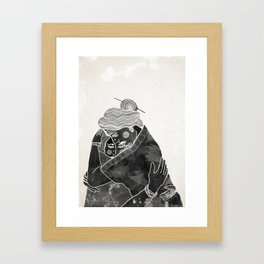 A Mothers Love Framed Art Print