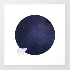 Ursa Major Canvas Print