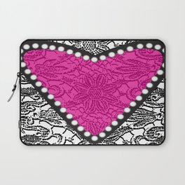 Lacy Love Laptop Sleeve