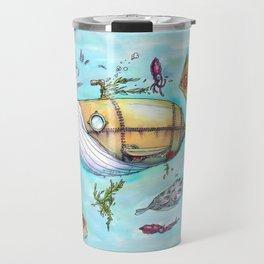 Sub 10 * Travel Mug