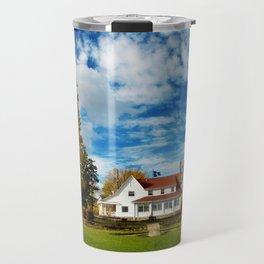 Country Home Travel Mug