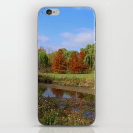 The Unrestrained Heart iPhone Skin