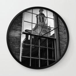 Reflections of Liberty Wall Clock