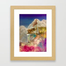 Sowing Seeds Framed Art Print