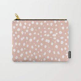 LEOPARD PINK Carry-All Pouch