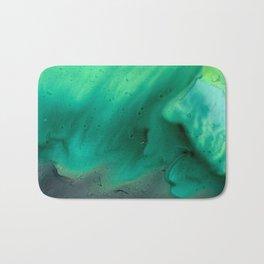 Teal Storm Bath Mat