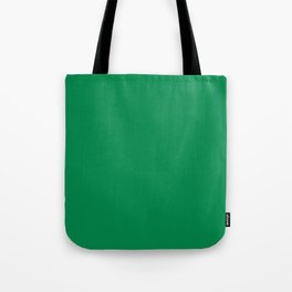 Emerald Green Tote Bag