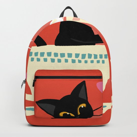 Pair cup Backpack