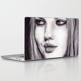 Cinder Fox Laptop & iPad Skin