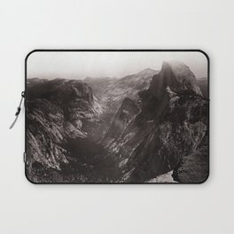 Half Dome, Yosemite Valley, California Laptop Sleeve