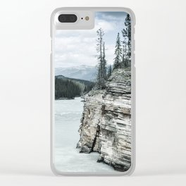 River's Edge Clear iPhone Case