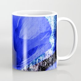 Blue Poppy vintage 222 Coffee Mug
