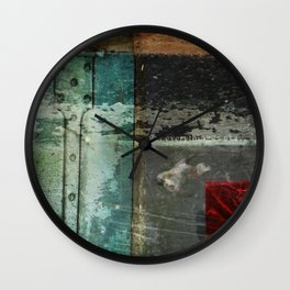 Everything is not okay Wall Clock