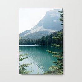 Glacier National Park II Metal Print