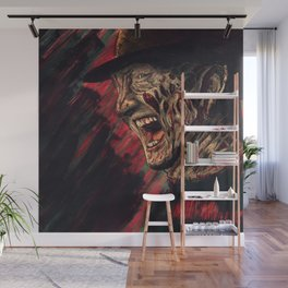 Freddy Wall Mural