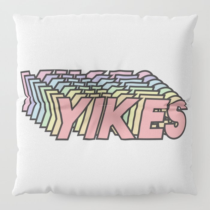YIKES Floor Pillow