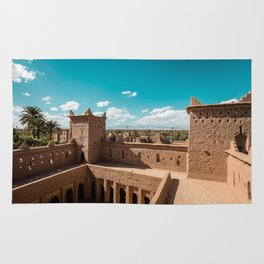 maroc temple Rug