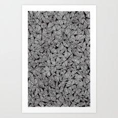 Patience Art Print