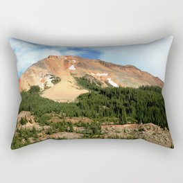 The Famous Gold Mines of Red Mountain Rectangular Pillow