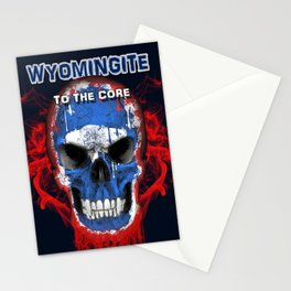 To The Core Collection: Wyoming Stationery Cards
