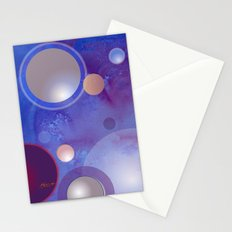 Empty Space Stationery Cards