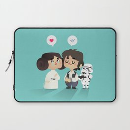 I love you, i know Laptop Sleeve