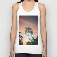 hollywood Tank Tops featuring HOLLYWOOD by Warren Silveira + Stay Rustic