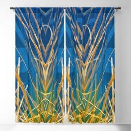 Golden Grass Blackout Curtain