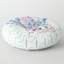 Love affair Floor Pillow