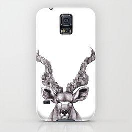 Vertical City iPhone Case