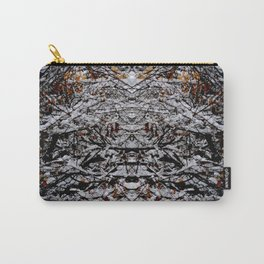 Marble Snow Carry-All Pouch