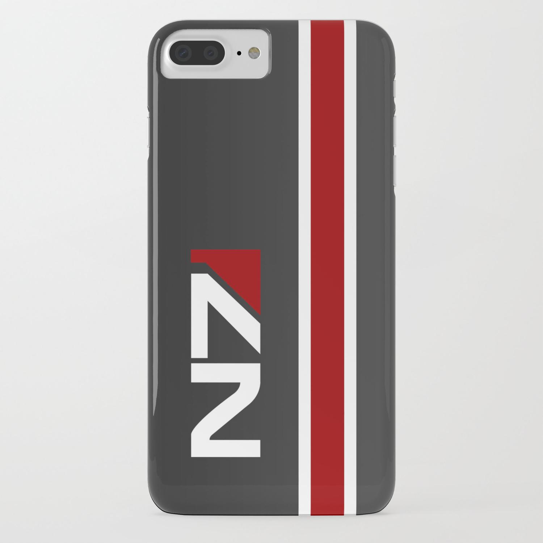 mass effect iphone 7 plus case