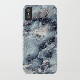 Blue Bayou Marble iPhone Case