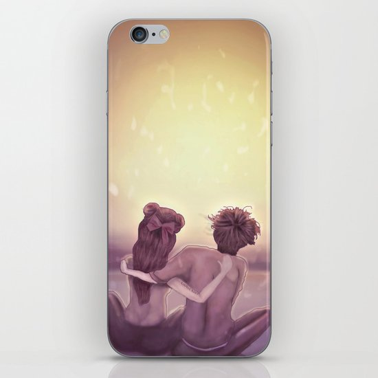 THE LOUDEST SOUND iPhone & iPod Skin